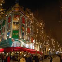 Xmas Lights in Paris