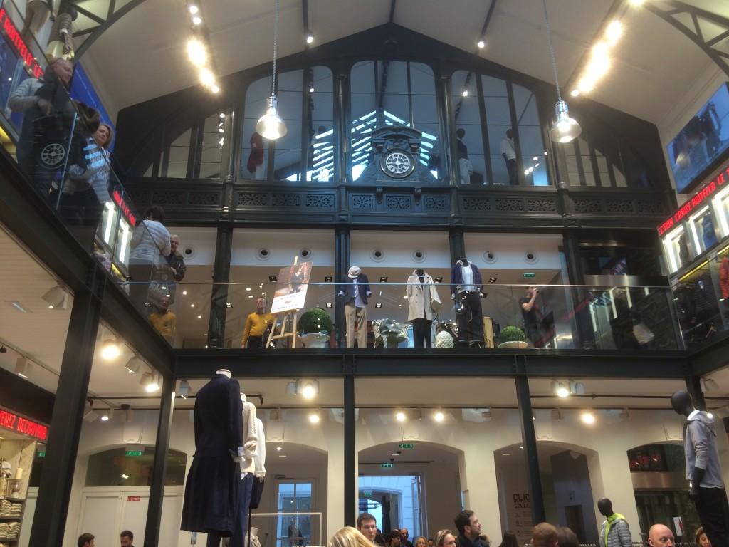 Where Do You Shop on Sunday in Paris? Answer: Le Marais